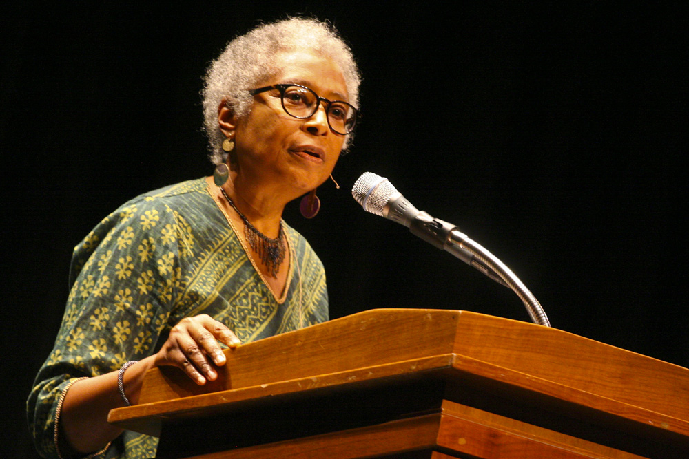reading reflection paper alice walker Alice walker was born in a small town in georgia in 1944 to a poor family  along with that came the confidence that give her the reflection of beauty on the.