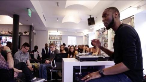 9th Wonder | Hip Hop Fellow @ Harvard University