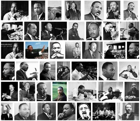 Happy Birthday, Dr. Martin Luther King, Jr.