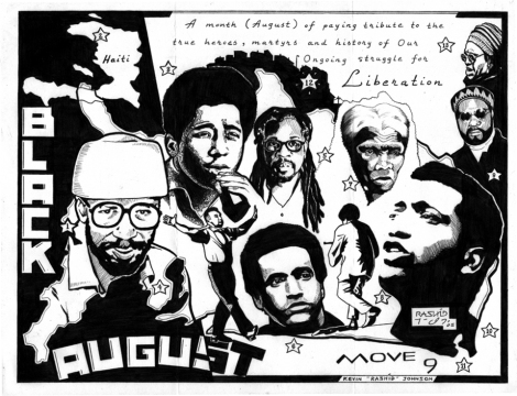 The Purpose of Black August