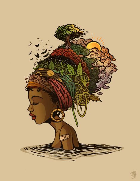 "Proclamation | ""…i am a blackwoman"""